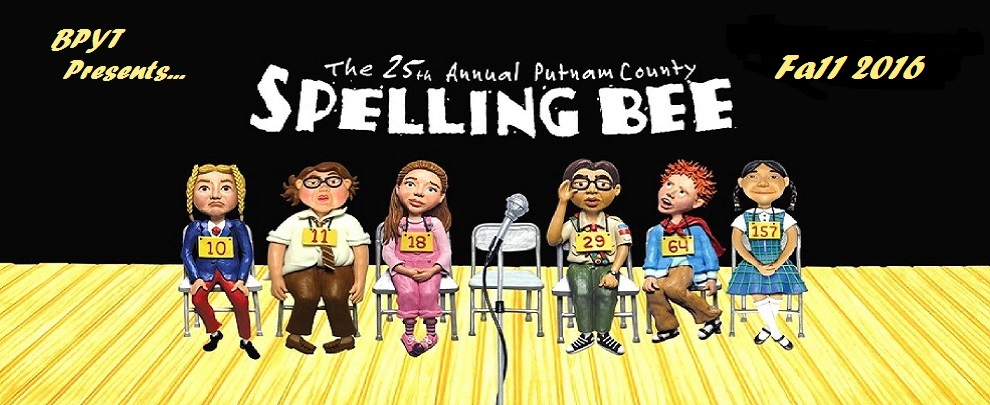 BPYT Presents... The 25th Anual Putnam County Spelling Bee