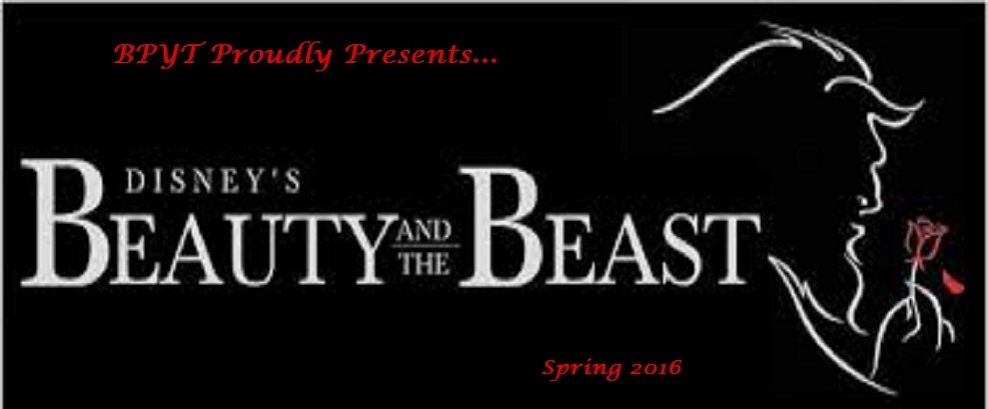 BPYT Presents Beauty and The Beast Spring 2016